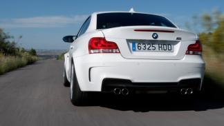 BMW Serie 1M Coupé trasera