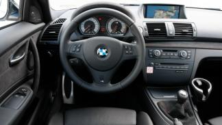 BMW Serie 1M Coupé interior