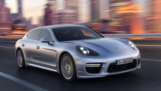 Porsche Panamera 2013 híbrido
