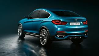BMW Concept X4 coche de producción