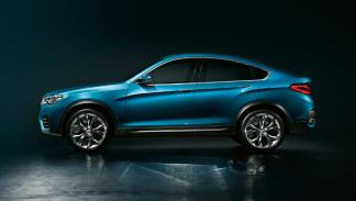 BMW Concept X4 longitud