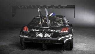 Peugeot 208 T16 Loeb trasera