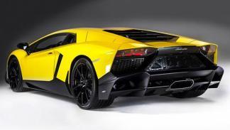 Lamborghini Aventador LP720-4 50 Aniversario Shangai 100 unidades