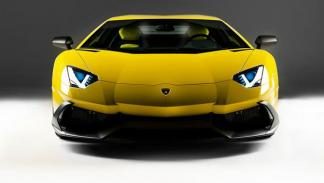 Lamborghini Aventador LP720-4 50 Aniversario Shangai años