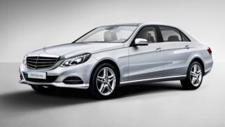 Mercedes Clase E Long ladeado