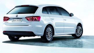 Volkswagen Gran Lavida diseño
