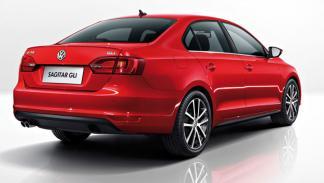 Volkswagen Sagitar GLI motor