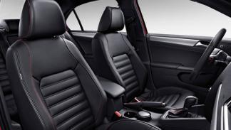 Volkswagen Sagitar GLI asientos