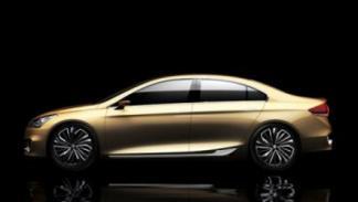 Suzuki Authentics Concept lateral