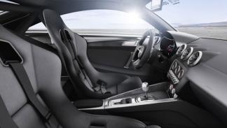 Audi TT ultra quattro concept peso
