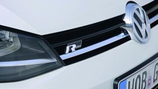 Volkswagen Golf R-Line parrilla