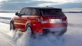 nuevo Range Rover Sport trasera