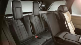 nuevo Range Rover Sport asientos traseros