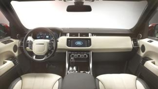 nuevo Range Rover Sport interior
