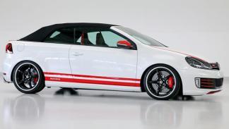 Volkswagen Golf GTI Cabrio Austria motor