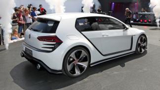 Volkswagen GTI trasera