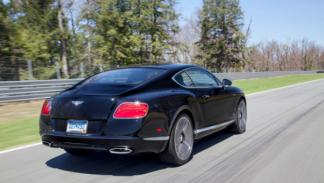 Bentley Le Mans Edition trasera