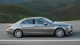 Mercedes Clase S 2013 motorizaciones