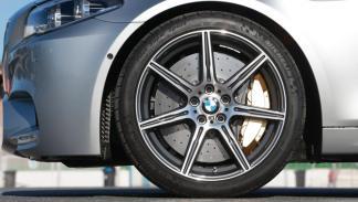 BMW M5 2013 discos cerámicos
