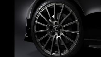 Lexus IS F Sport 2014 TRD llantas