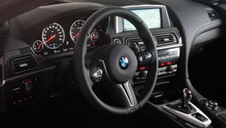 BMW M5 2013 interior