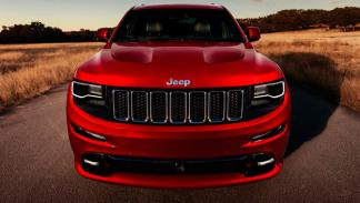 Jeep Grand Cherokee 2013 SRT deportiva
