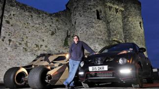Nissan Juke Nismo Batman Adam Williams