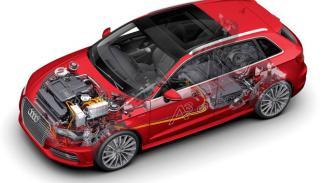 Audi A3 Sportback e-tron electrico