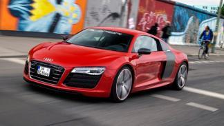 Audi R8 e-tron autonomía