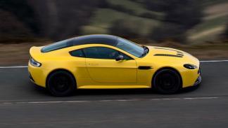 Aston Martin V12 Vantage S velocidad máxima