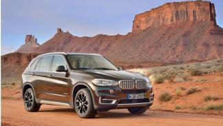 BMW X5 2013 diseño