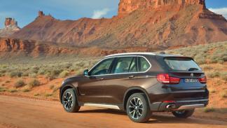 BMW X5 2013 portón trasero