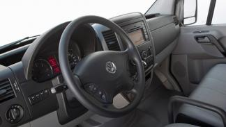 Volkswagen Crafter 4Motion interior