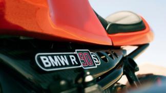 BMW ninety detalle R 90 S