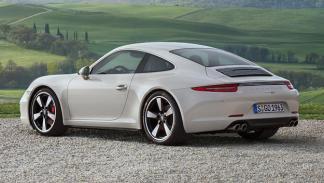Porsche 911 50 Aniversario septiembre precio