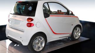 smart Ushuaïa Limited Edition coupé cabrio
