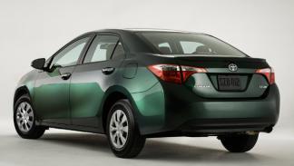 Toyota Corolla 2014 eco