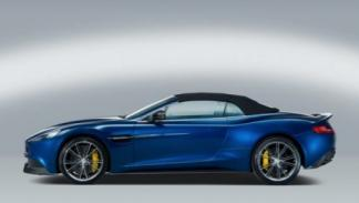 Aston Martin Vanquish Volante 2014 lateral