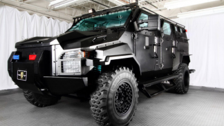 Ford F-550 SWAT