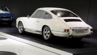 Museo Porsche 50 años Porsche 911