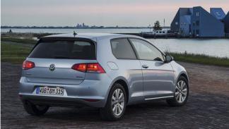 Volkswagen Golf TDI BlueMotion 2013 trasera