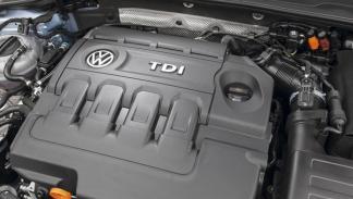 Volkswagen Golf TDI BlueMotion 2013 motor