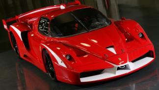 Ferrari FXX Delantera Derecha