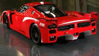 Trasera Ferrari FXX