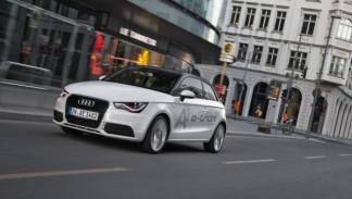 Audi A1 e-tron Delantera 1