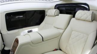 Land Rover Defender Interior 1
