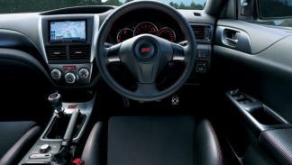 Subaru WRX STI TS Type RA cuadro