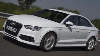 Audi A3 Sedan delantera