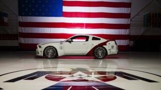 Ford Mustang 2014 Thunderbirds Edition USAF