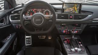 Audi RS7 Sportback salpicadero